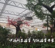 河南荥阳生态餐厅