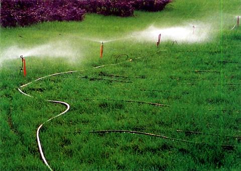 节水灌溉技术