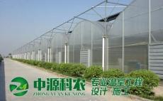 河南郑州连栋充气膜温室公司