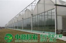 湖北宜昌连栋充气膜温室公司